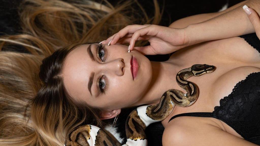 Fotos mit Schlangen