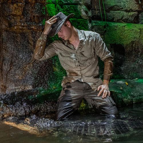 Kevin Keßler exotische Tiere
